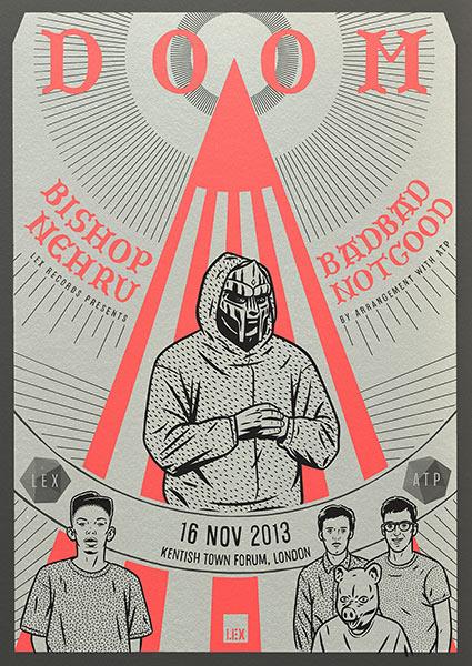 doom_bbng_bishop_nehru_concert_poster_badbadnotgood