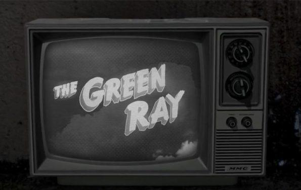 lorange & keith kool - green ray