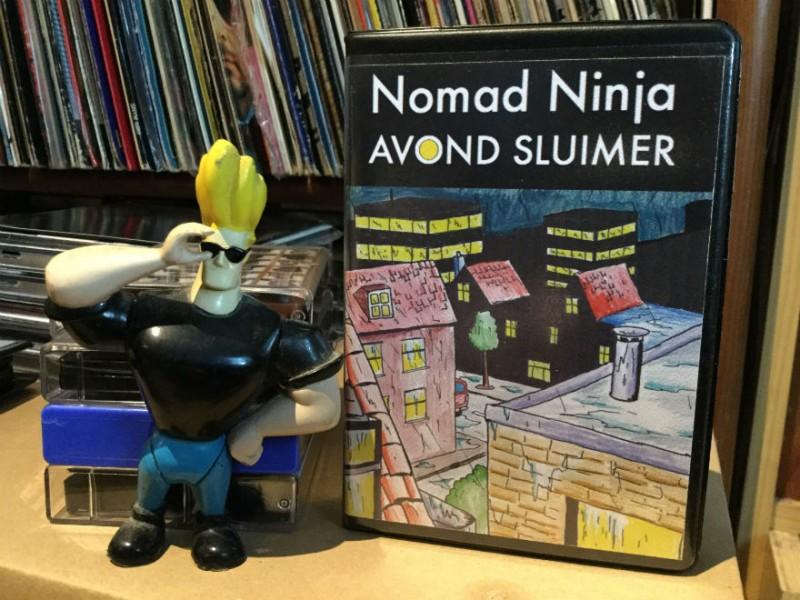 nomad ninja tape