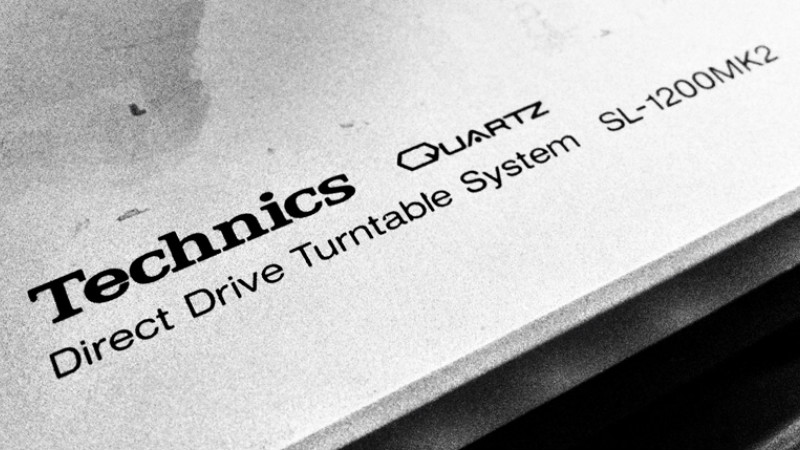 Technics SL-1200MK2 © DR
