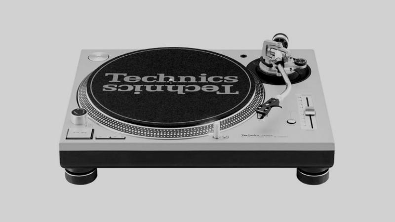 Technics1 SL-1200MK2 © DR