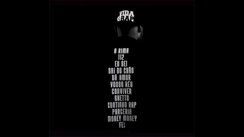 eida - vida e rap - tracklist