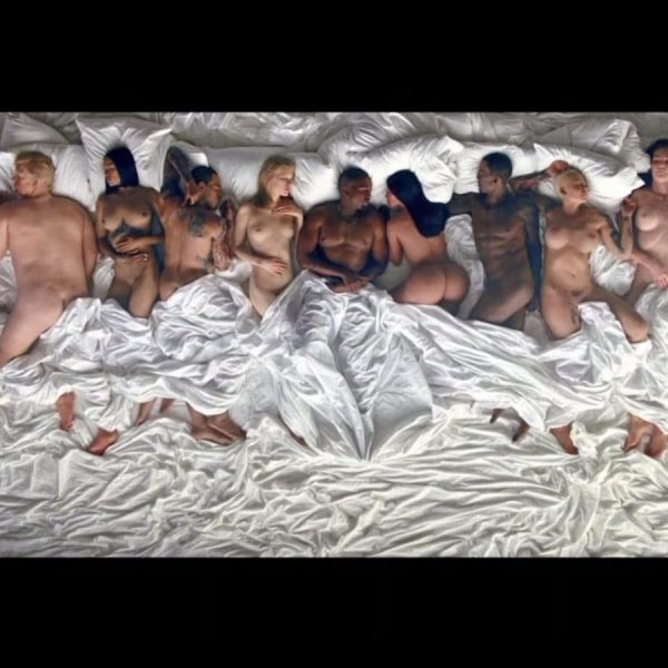 kanye-famous-video