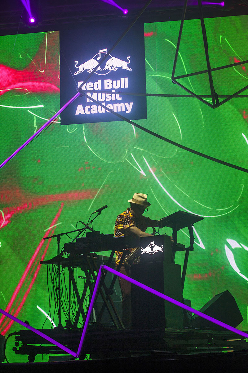 Red Bull Music Academy | Neopo 2016