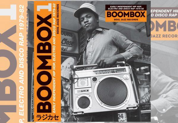 boombox capa