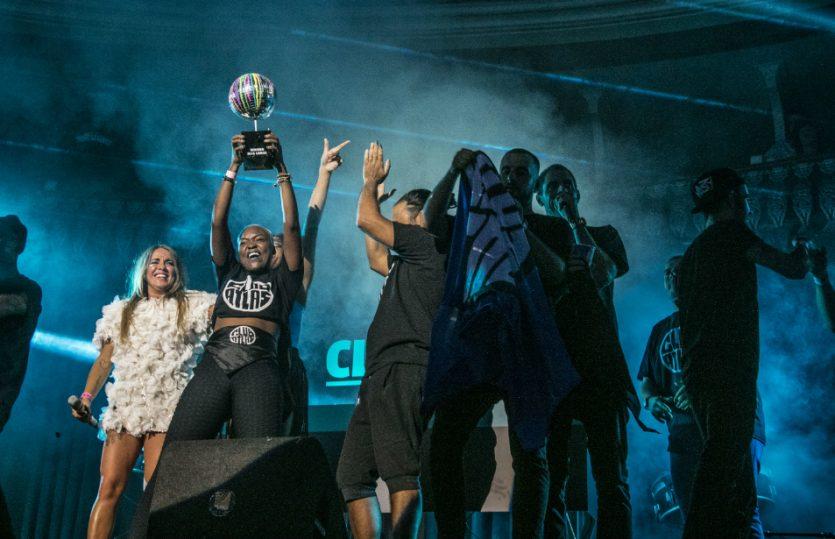 Club Atlas levou o troféu mais desejado no Coliseu de Lisboa