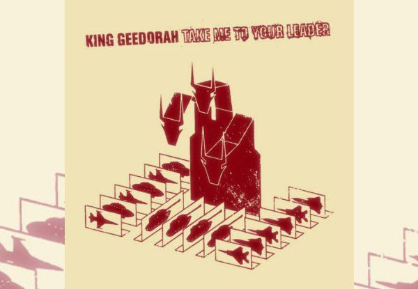 king geedorah capa