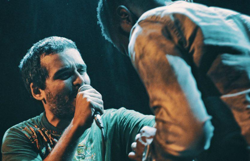 Ikopongo no Musicbox: a noite da liberdade para Luaty Beirão e MCK