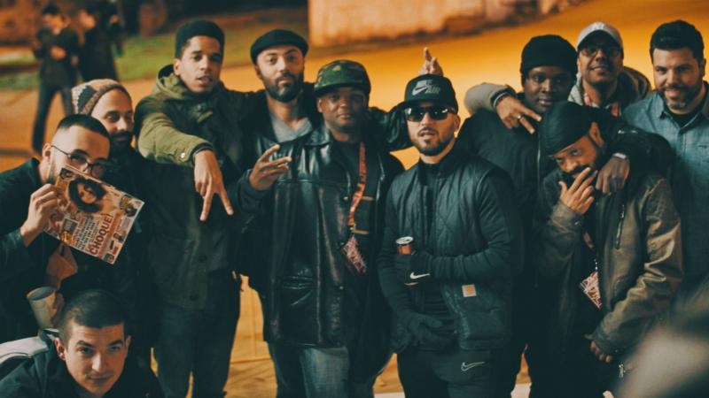 hip hop tuga - Sebastião Santana
