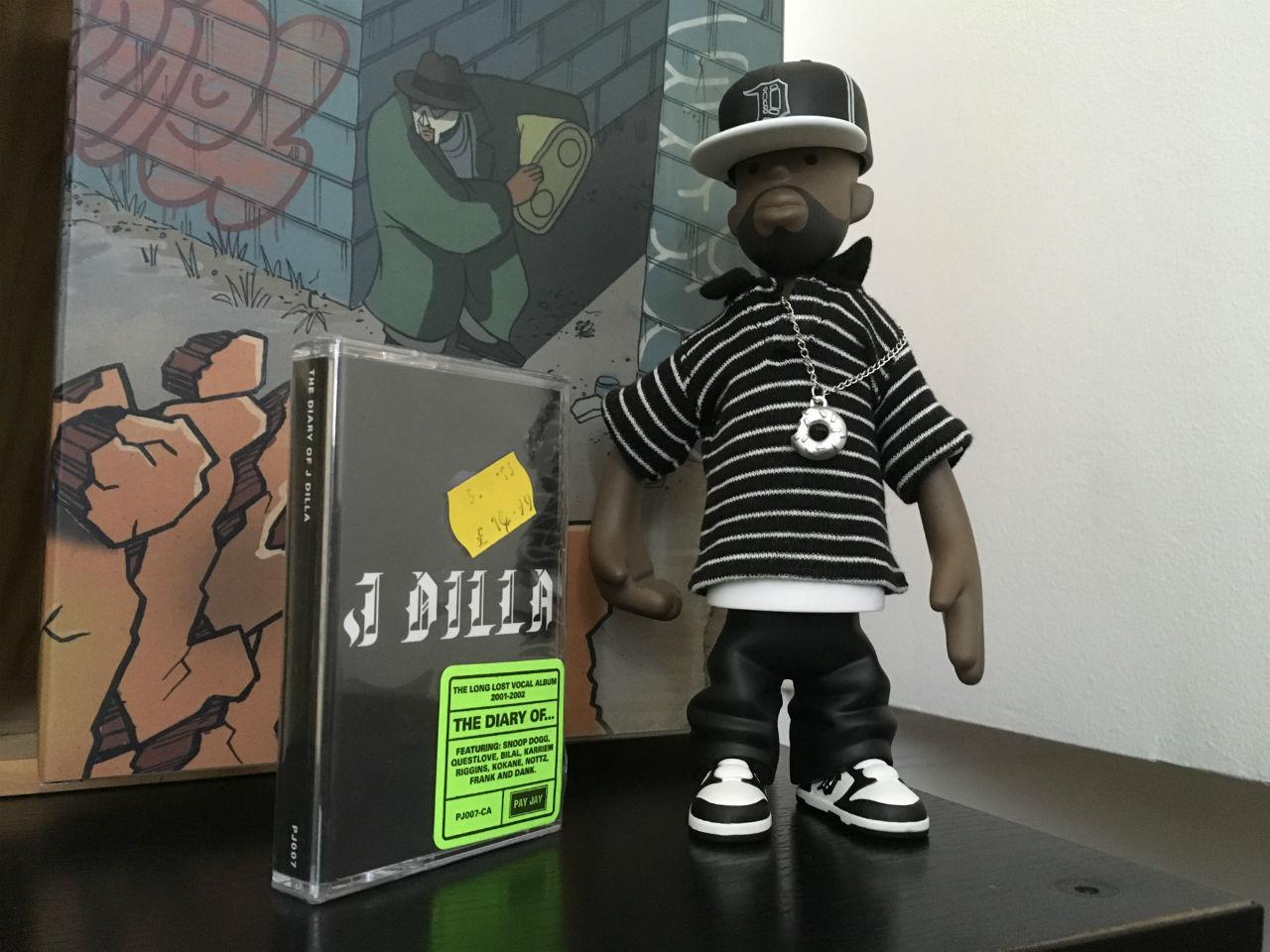 dilla-tape-diary