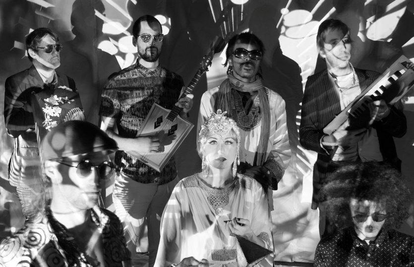 Тhе Неliосеntrics - А Wоrld Оf Маsks (2017) /  Jazz Funk, Kraut, Psych Groove