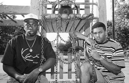 Pete Rock & CL Smooth actuam no Plano B em Outubro