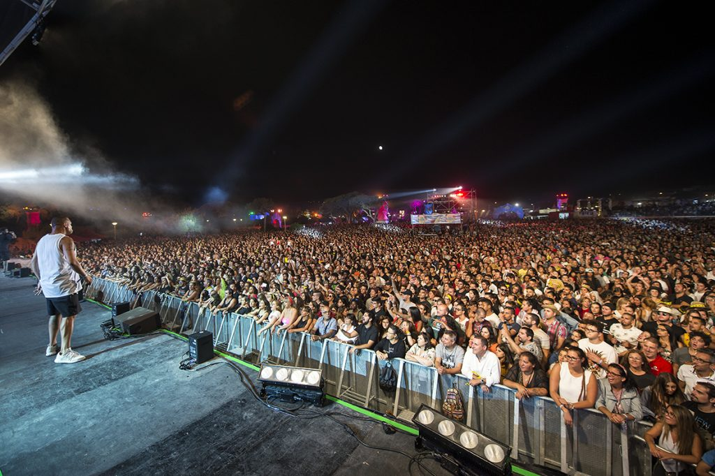 Sol da Caparica 2017, Festival de música Portuguesa