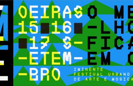 Festival Iminente: Orelha Negra, Mike El Nite, Regula, Allen Halloween e Branko no regresso a Oeiras