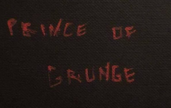 prince of grunge