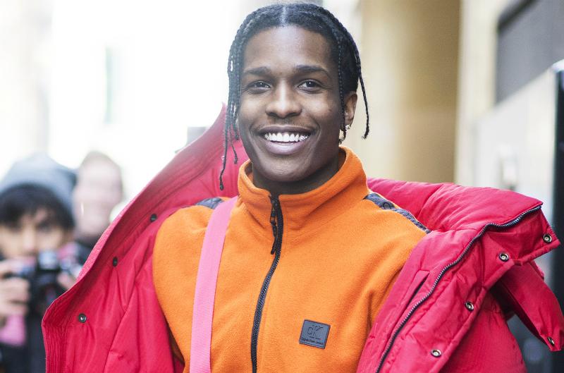 A$AP Rocky antecipa álbum Testing com nova faixa