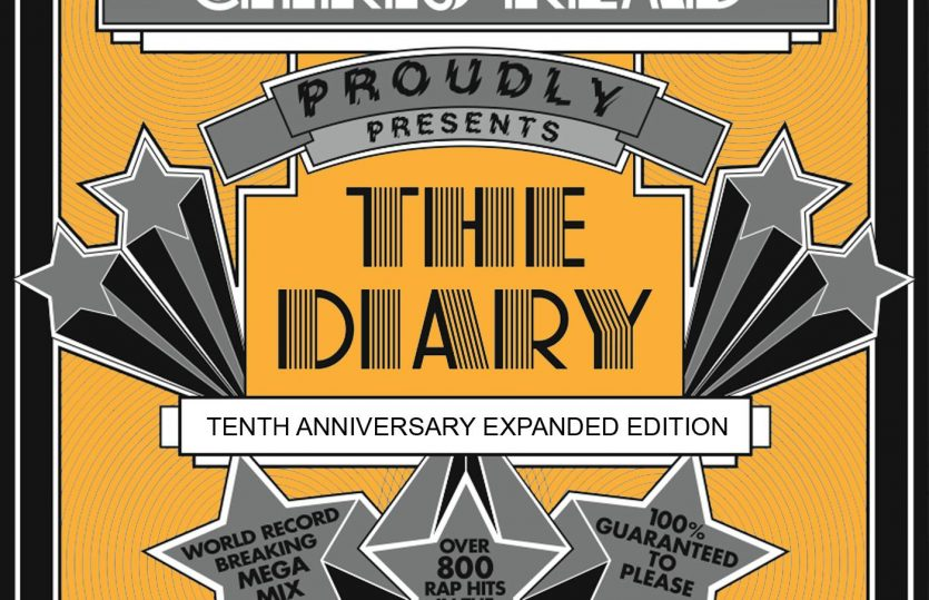 A incrível <i>The Diary</i> de Chris Read completou 10 anos