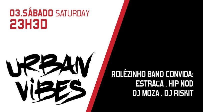 No dia 3 de Fevereiro, Lisboa ganha um novo espaço para dançar ao som de Urban Vibes. Estraca, HipnoD, DJ Riskit e DJ MOZA estreiam as Tokyo Urban Vibes