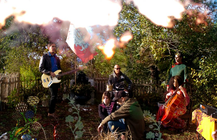 """Beautify Junkyards: """"Sabíamos que a Ghost Box ia catapultar a nossa música para novos públicos"""""""
