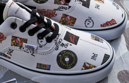 Colecção Vans x A Tribe Called Quest: <i>Can you kick it</i>?