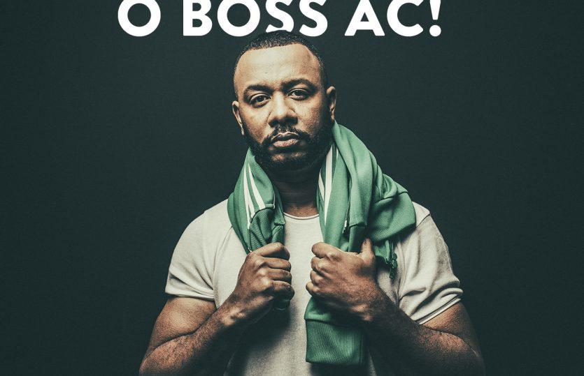 Querem passar uma tarde no estúdio com o Boss AC?