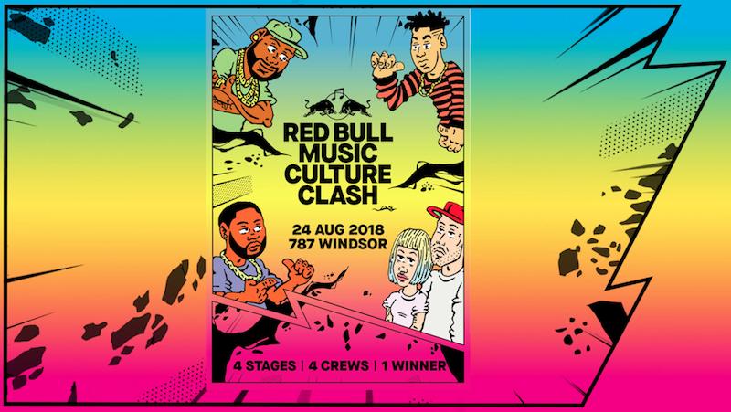 71dee952ca O Red Bull Music Culture Clash Atlanta acontece na próxima sexta-feira -  Rimas e Batidas