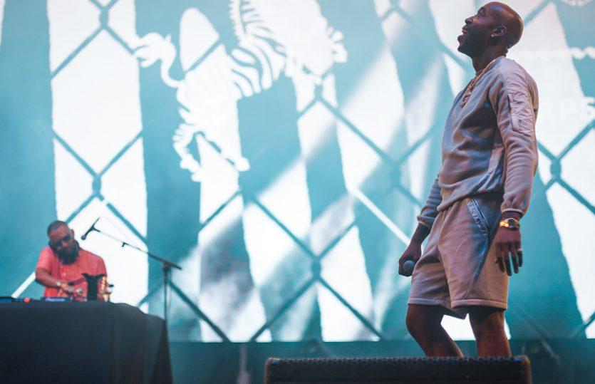 Freddie Gibbs & Madlib no Vodafone Paredes de Coura'19: os <i>gangsters</i> também choram
