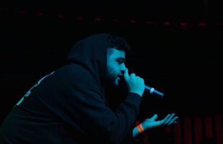"""xtinto: """"2019 foi o meu melhor ano enquanto rapper"""""""